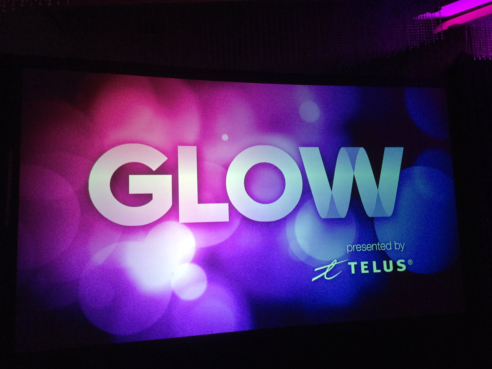 Good evening from Crystal Pavilion Ballroom! We are honoured to host @BCWomensFdn 2017 #GLOWGala. https://t.co/ULbz0Out3h