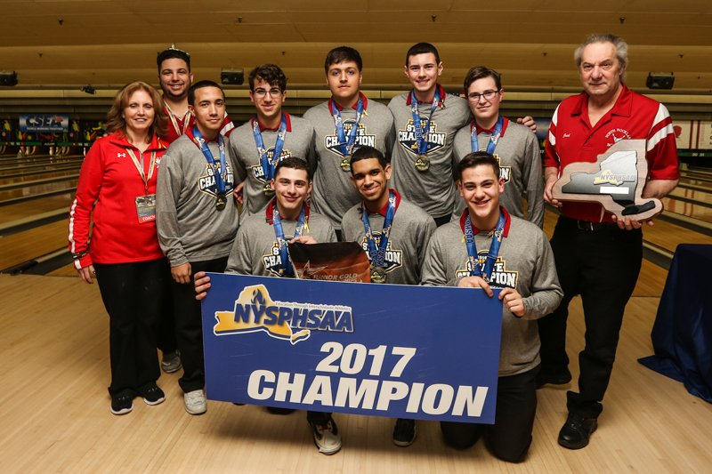Image result for NORTH ROCKLAND BOYS BOWLING STATE CHAMPS