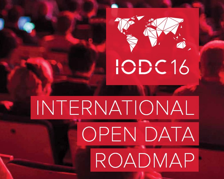 Open data is not just a one-day thing. It is a 365-day effort! Contribute to the Intl Open Data Roadmap https://t.co/SnwgNO2W5Z #OpenDataDay https://t.co/Nv1GQmzeA4