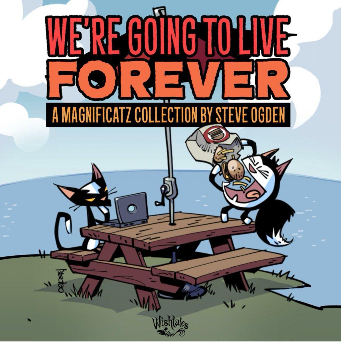 Magnificatz eCollection reviewed.  http:// wp.me/P6PeB7-r8  &nbsp;   @SteveOgdenArt  http:// amzn.to/2m7unFi  &nbsp;   #comics #Humor <br>http://pic.twitter.com/CICHRN69YT
