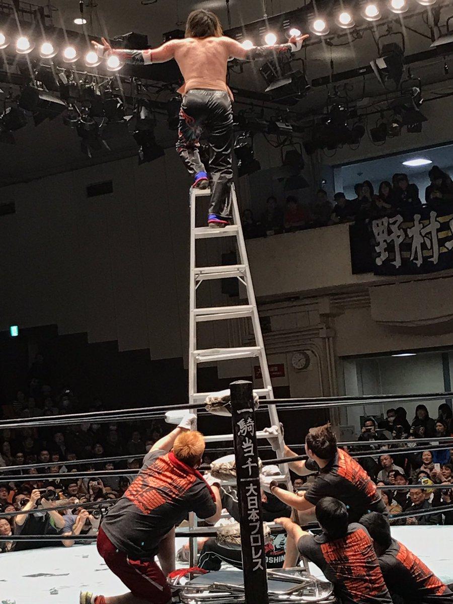"""BJW: Resultados """"Ikkitousen - Death match Survivor"""" 05/03/2017 - Inicia la sangrienta batalla por la supremacía; Daisuke Sekimoto retiene su cinturón 3"""