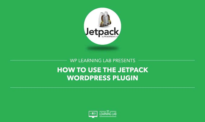 How to Use the Jetpack WordPress Plugin
