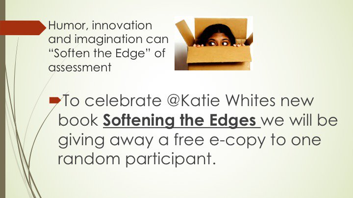 Learn more about Katie s book?  Go to https://t.co/KkNUklwRVZ #ATAssess https://t.co/P3ZtczOm7N