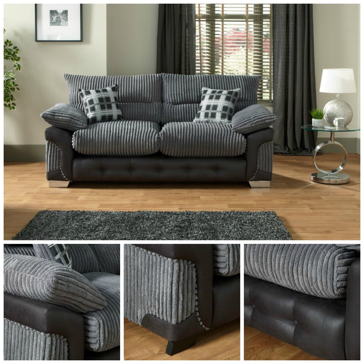 Scs Sofas On Twitter Treat Yourself To This Logan 3 Seater Sofa For As Little 5 Per Month With 4 Years Free Credit