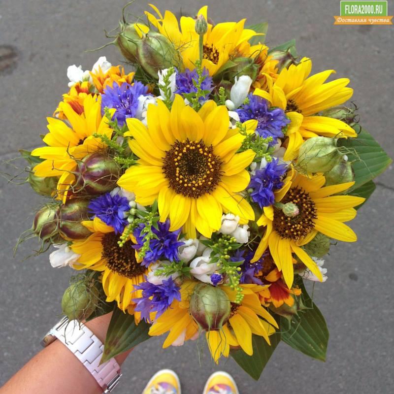 Яркого и нескучного воскресенья всем!😊 💛 https://t.co/RZHIPg74Wi  #flora2000ru #flowers #цветы #подарки #доставкацветов https://t.co/0aOs5I0EBE