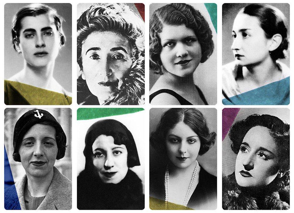 Mujeres silenciadas las de la Generación del 27 #AdMíralas https://t.co/MQORsswuQL