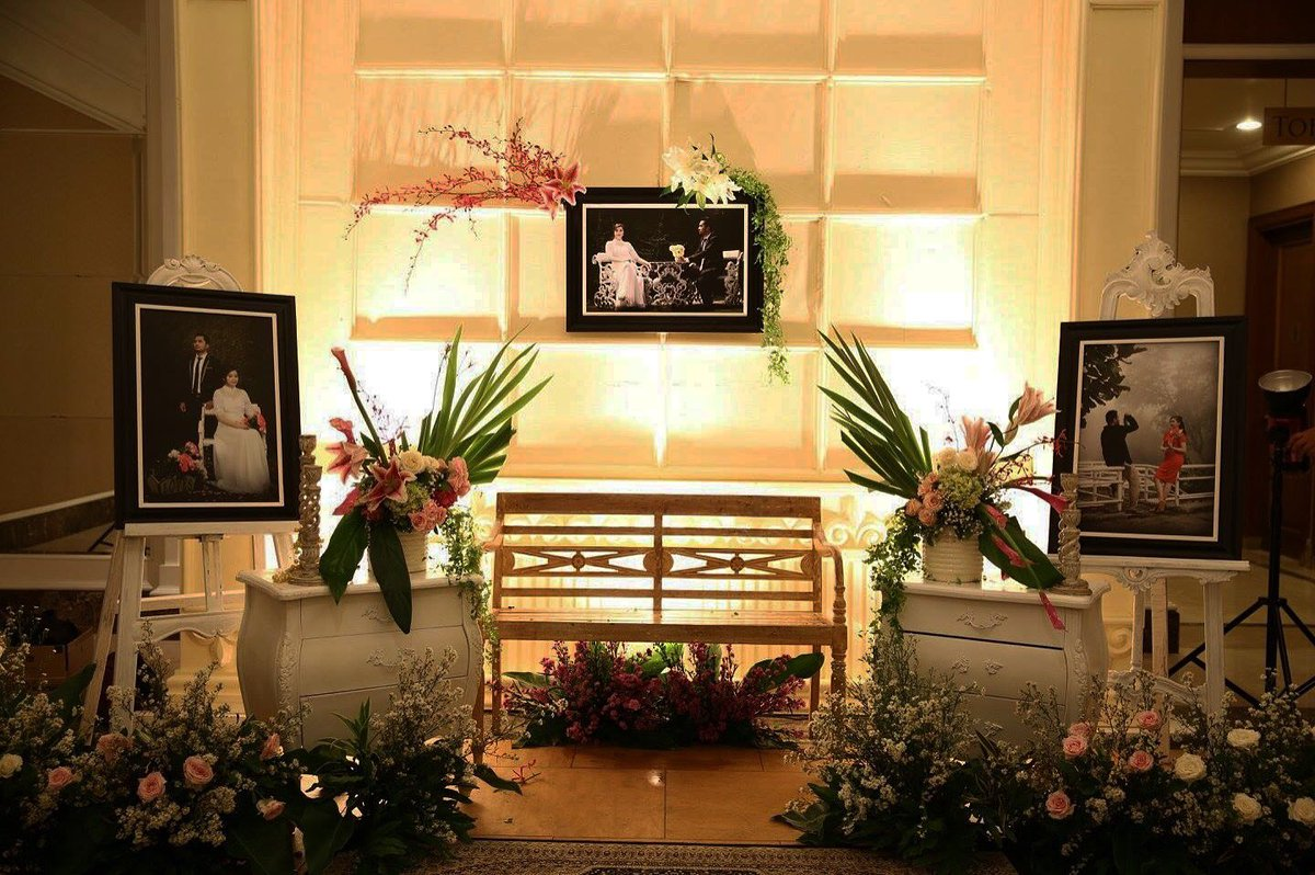 Cakrawala Wedding On Twitter Decor Photo Booth Wedding