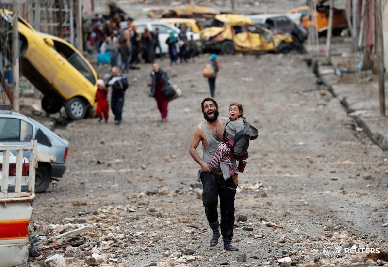 Thumbnail for Civilians Caught in Iraq Crossfire: HRW Daily Brief