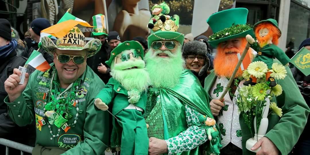 Saint Patrick's Day la festa di San Patrizio patrono d'Irlanda