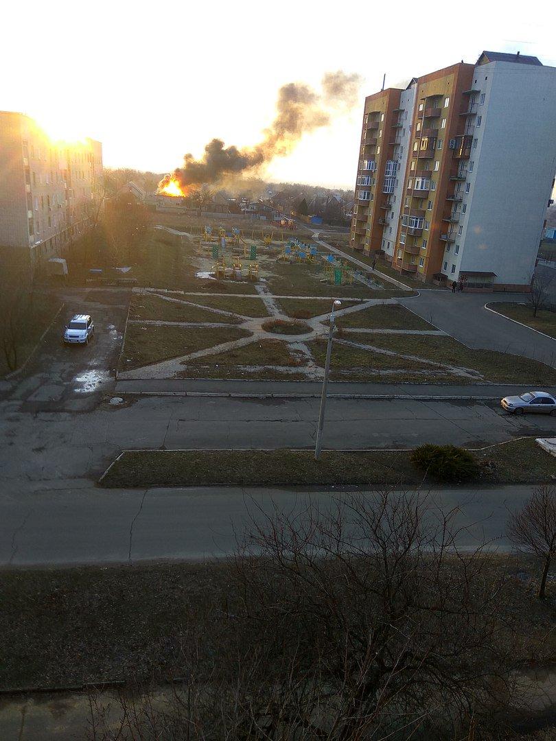 L'invasion Russe en Ukraine C6KeFnDWMAI2_Uk