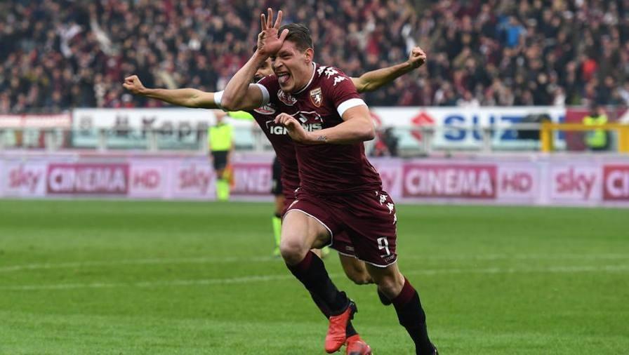 Risultati Serie A 27a: Juve rallenta a Udine, valanga Inter a Cagliari, Belotti capocannoniere