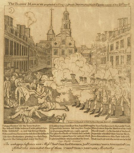 Today in History: Boston Massacre - primary sources & more! https://t.co/WCpZYNlN3W #tlchat #sschat #edchat #history https://t.co/Z8wYFGF1vR