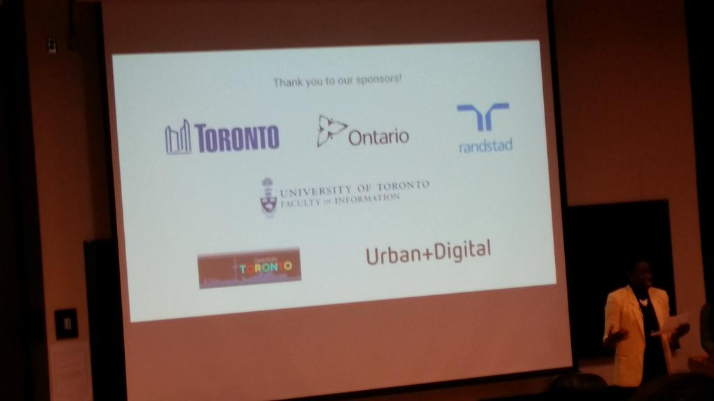Thanks @Yvan_Baker the challenge owners sponsors for supporting @humbercollege learners #civictechto #CodeAcrossTO https://t.co/jfTy4ZP4Id