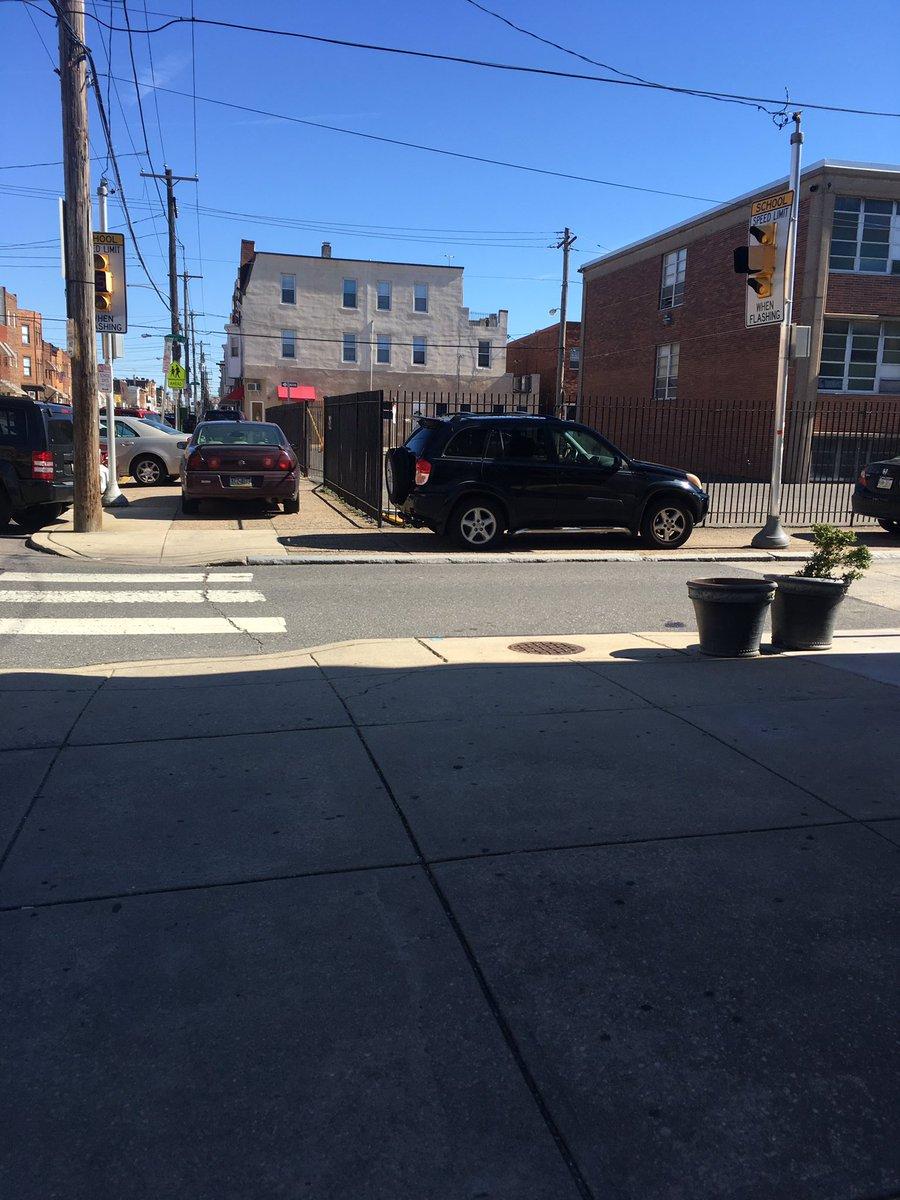 Not A Parking Spot (@NotASpotPhila)