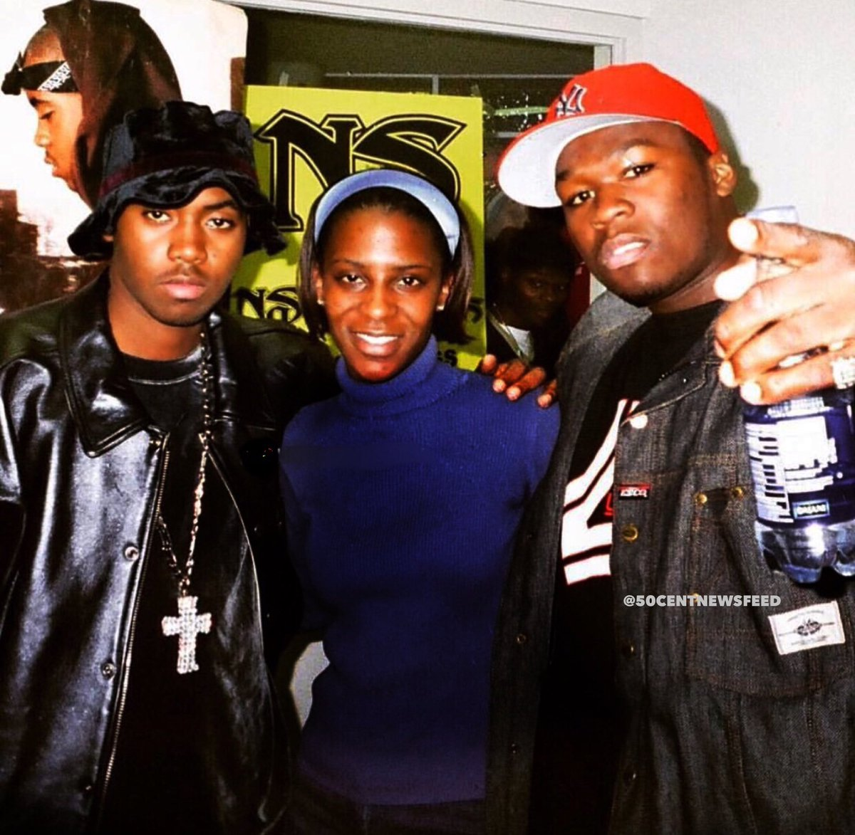 50centnewsfeed on twitter quot1999 50cent x nas�