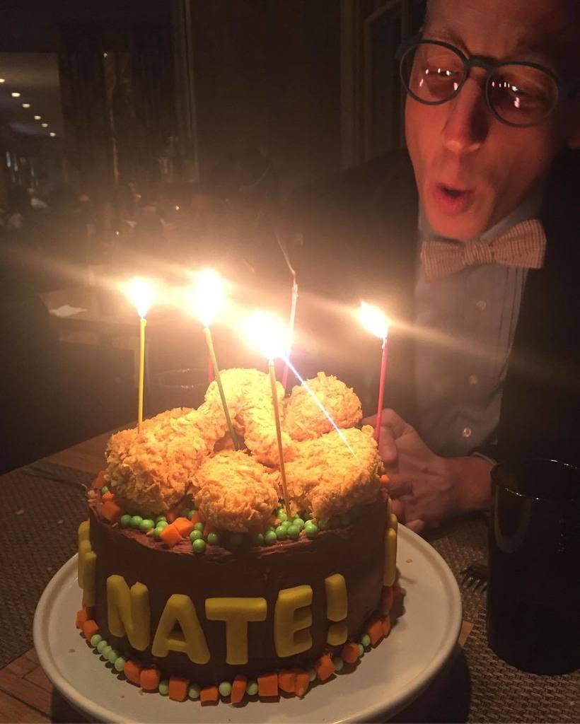 Mitchell Davis On Twitter A Happy Happy Birthday