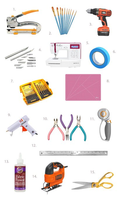 Our Must-Have Craft Tools!
