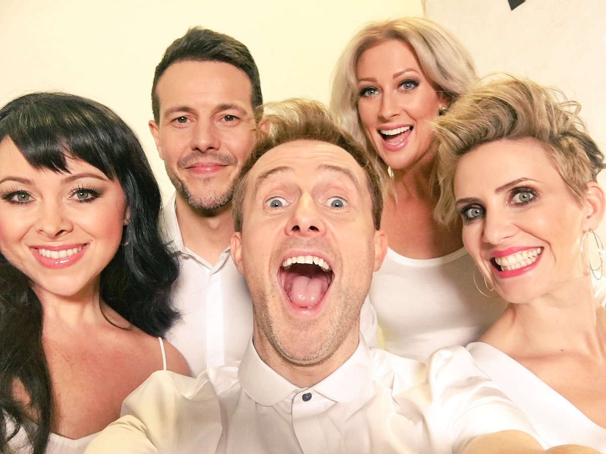 WE'RE BACK !!! New Album & Tour !!!! WHOOP !!! #20YearsOfSteps