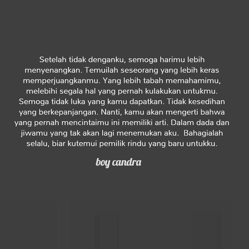 Quotes Miss Boy Candra