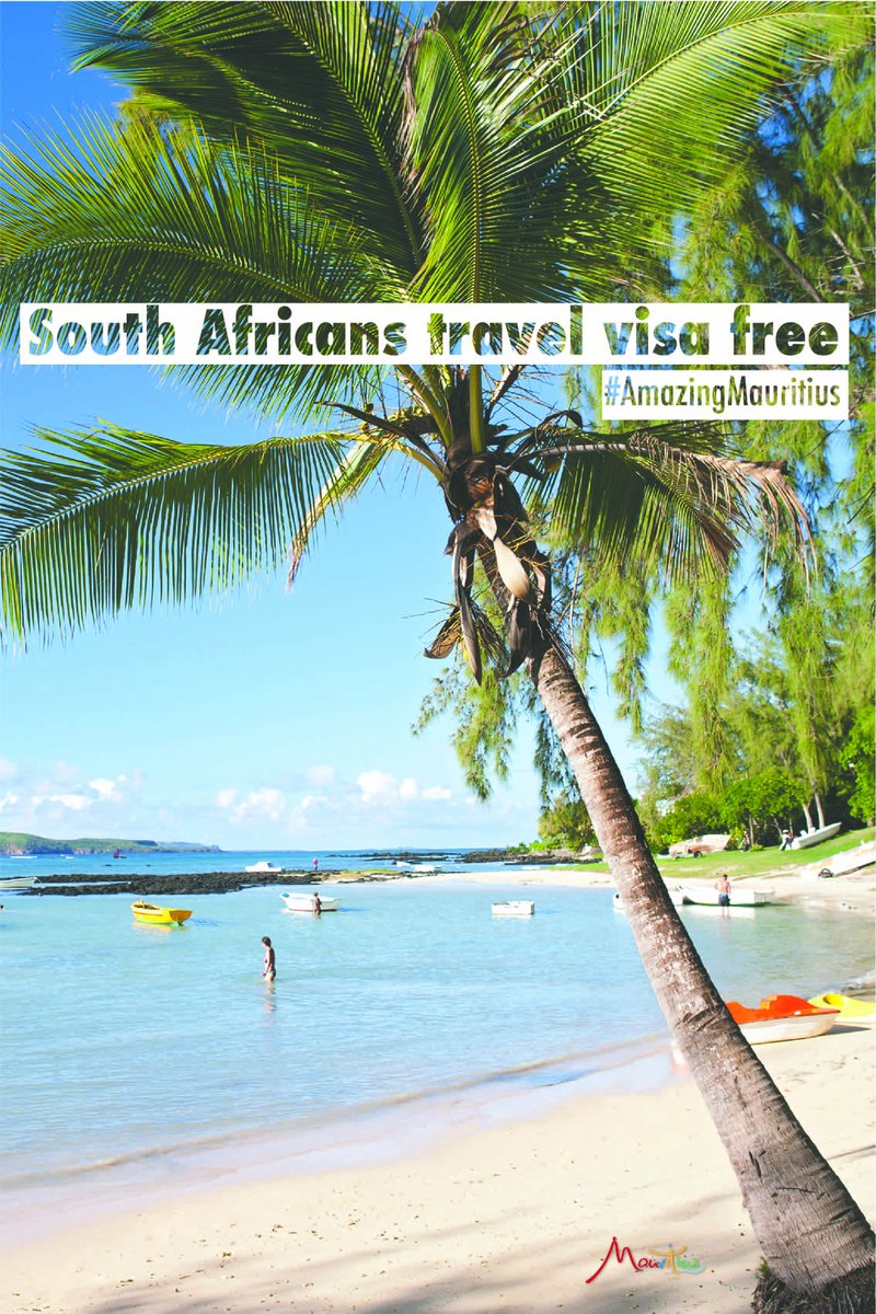 Mauritius Tourism South Africa on Twitter: