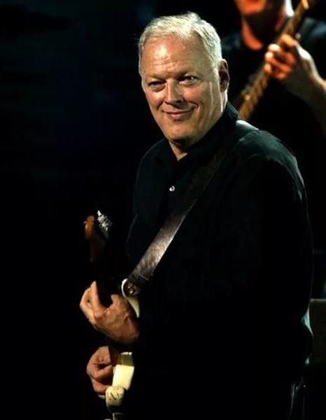 Happy Birthday David Gilmour!
