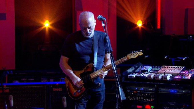 Happy Birthday \David Gilmour\ Band: Pink Floyd Age: 71