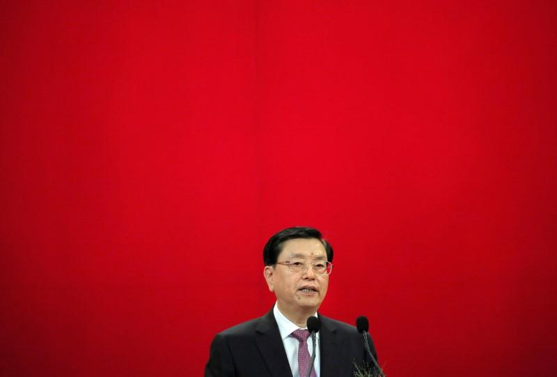 China has the right to 'step in' to Hong Kong election, top official says
