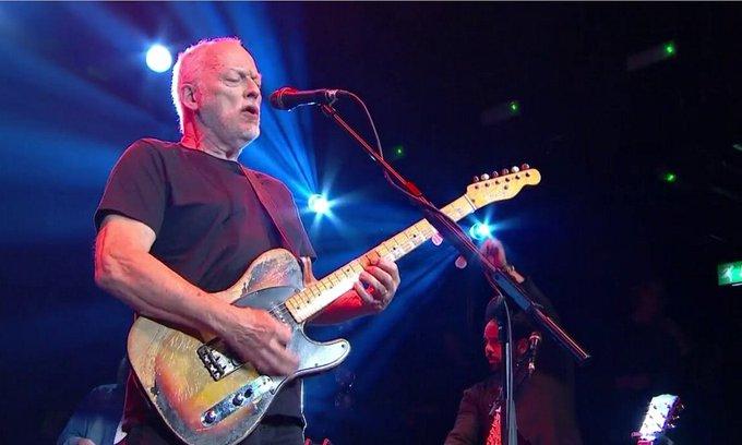 ¡Happy Birthday, master David Gilmour!