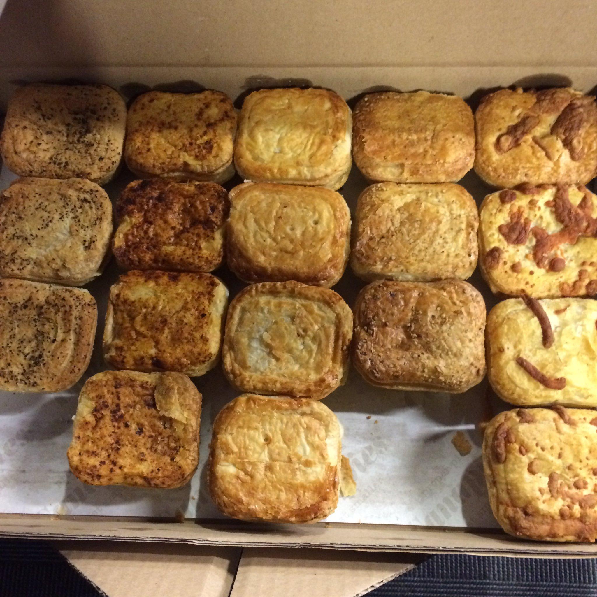 Well that's breakfast sorted. #BritishPieWeek. https://t.co/MA6DKtFXz9