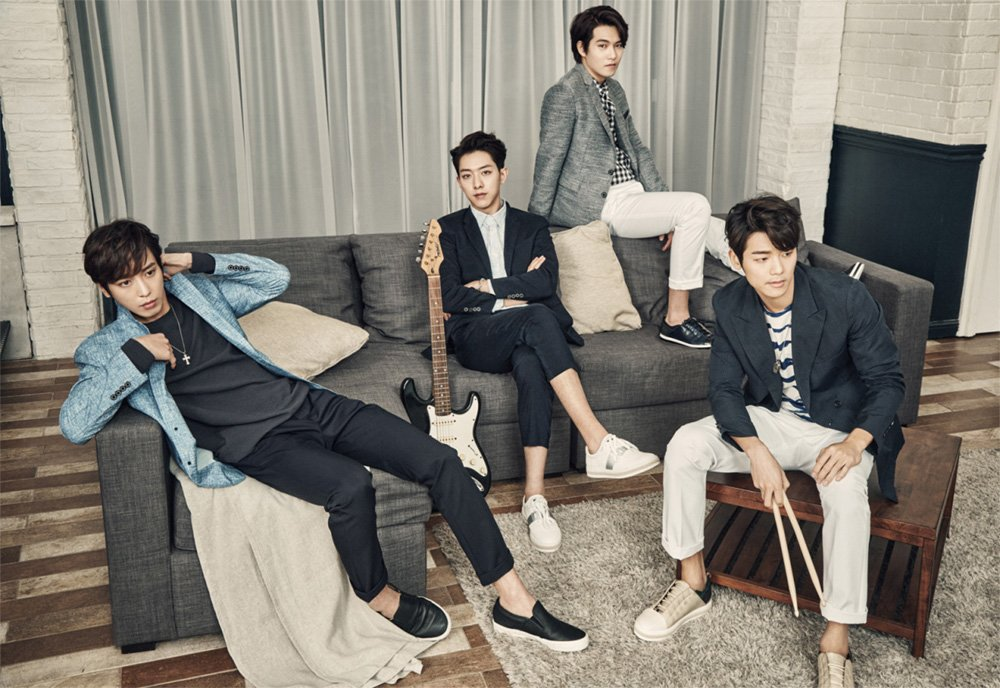 CNBLUE to come back with Yonghwa's self-composed song https://t.co/agM5xN6ZuB https://t.co/9SwKZJNOvu
