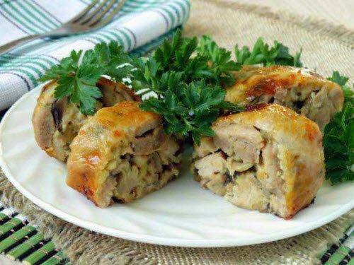 Рецепт окорочка запеченные с картошкой