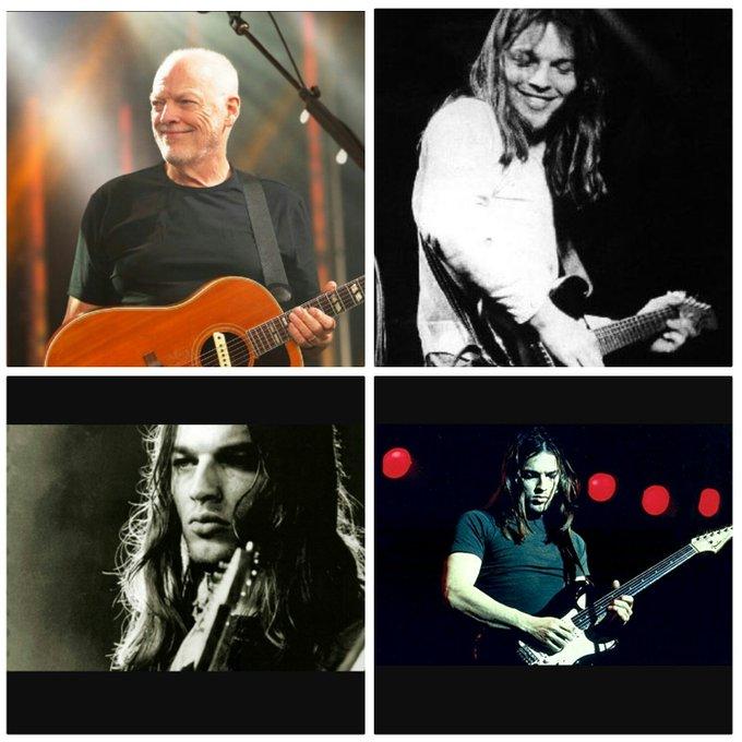 Happy 71st birthday to the GOAT, the amazing, legendary David Gilmour!
