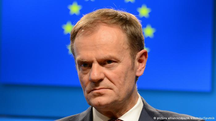 Warsaw formally ditches support for @DonaldTusk's candidacy for a second term as EU Council