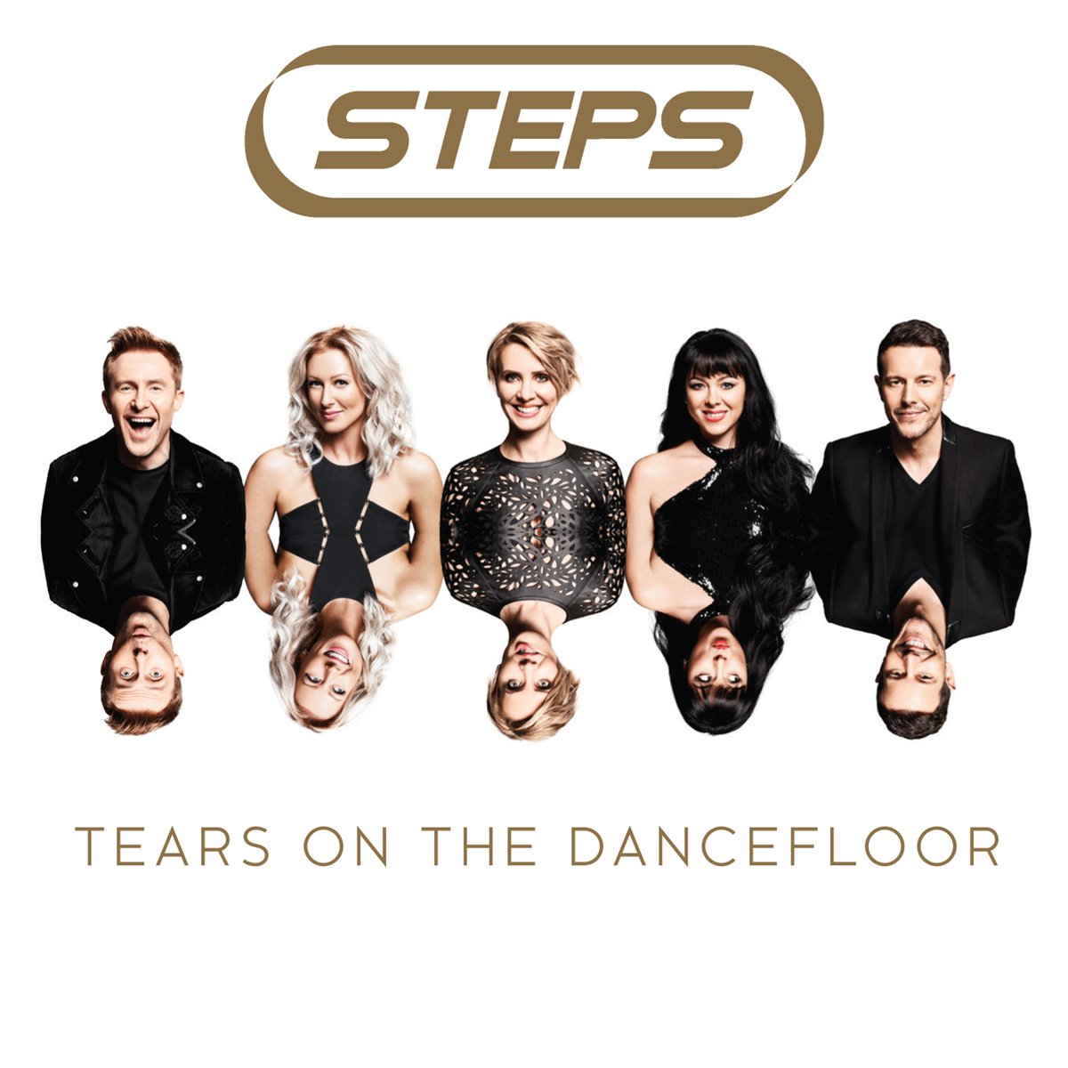 The news is out! The new album Tears On The Dancefloor arrives April 21! #20YearsOfSteps https://t.co/eeKeAhd2nM