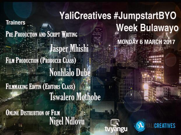 #yalicreatives #jumpstartbyo Masterclass everything you need to know about film (production to marketing) https://t.co/7iwGmddhK1