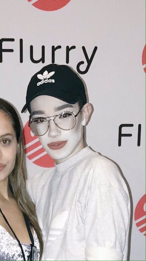 James Charles On Twitter My Face Is Way Too Light Bc Of Flashback