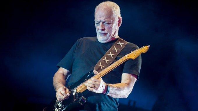 Happy Birthday Mister David Gilmour