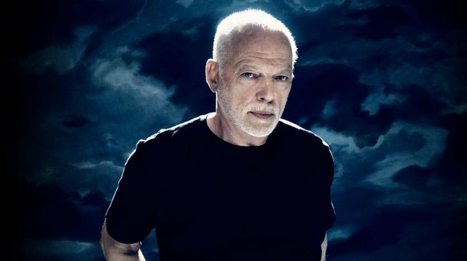 Happy Birthday, David Gilmour!