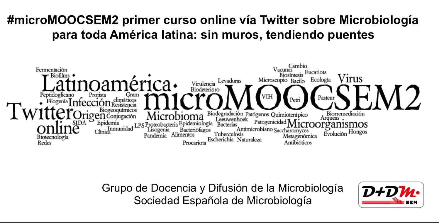 HOY ¿Qué es un microorganismo? Prof Ignacio López-Goñi @microbioblog de la Universidad de Navarra @unav #microMOOCSEM2 https://t.co/X698VWj15s