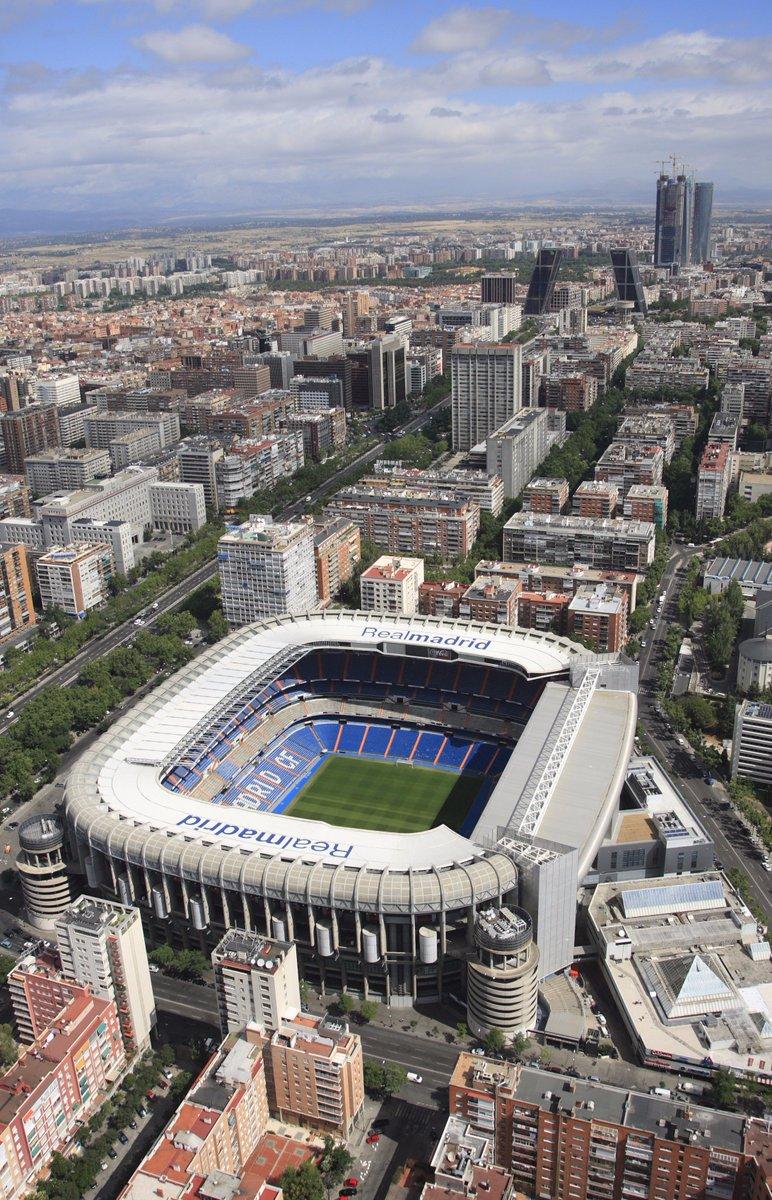 Real madrid c f on twitter happy 115th for Puerta 6 santiago bernabeu