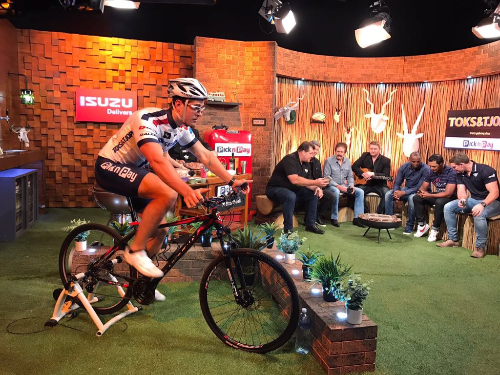 We'll be donating Raleigh bikes to Pikanini Day Care tomorrow.  @seanvannoordwyk will be cycling for Pikanini @CTCycleTour #CTCTFundracers