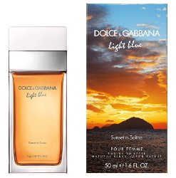 dolce gabbana light blue love in capri отзывы