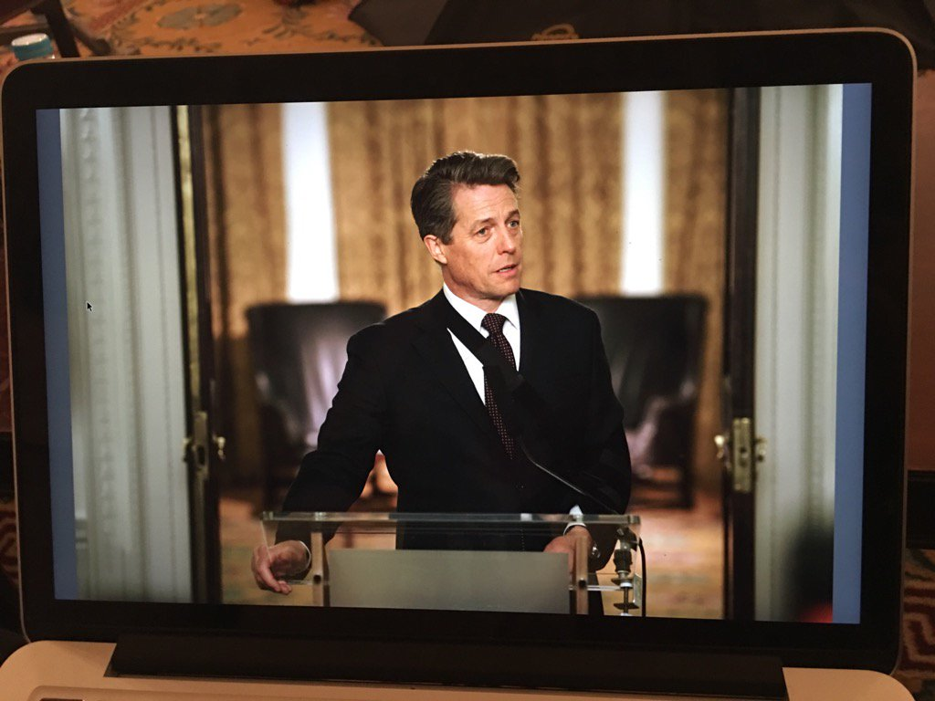 Watch Take A First Look At Hugh Grant's Exciting Return To TV Screens As Disgraced Politician video