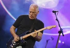 Happy Birthday David Gilmour!  71 years young.