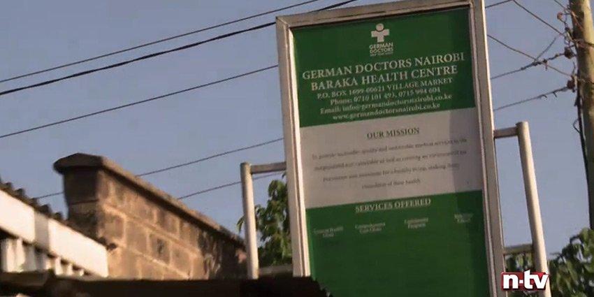 D.Trump will Gelder für HIV-Hilfe in Afrika streichen. Die Auswirkungen auf unsere Klinik in #Nairobi auf @ntvde :https://t.co/DhCCjMh1OZ https://t.co/qsHwRk2RpN