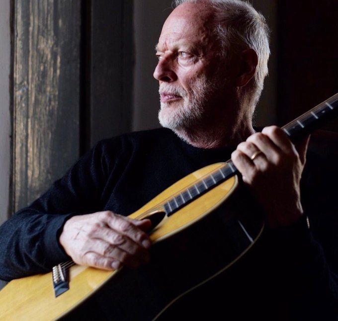 Happy birthday to my all time favorite musician, Sir David Gilmour