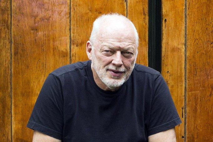 Happy 71st Birthday to David Gilmour (b. March 6, 1946, Grantchester, U.K.)
