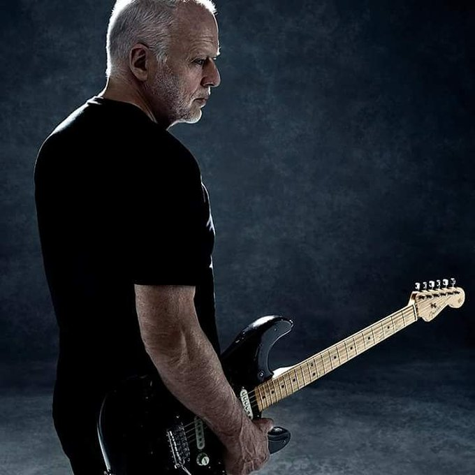 Happy Birthday to Mr David Gilmour. A legend, a mentor, and inspiration!!!!