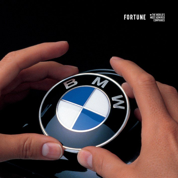 Bmw India On Twitter Getting Featured As The Only Luxury Car Brand