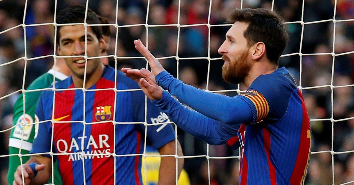 ¡RT y participa en nuestro sorteo para ganar 2 entradas para el #Barça-#PSG en el #CampNou https://t.co/Vwu9JDD8qb